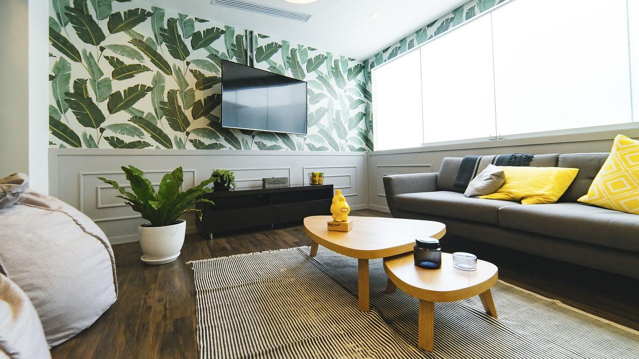 Quelle décoration pour un petit salon d'appartement ?