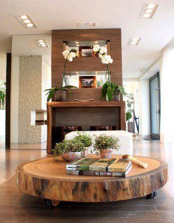 Idées récup' pour créer une table basse - Un alizé de décoration